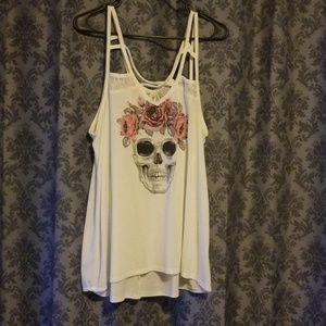 Skull tunic